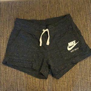 Nike jogger shorts